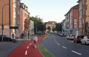 Hohenzollernstraße-Idee